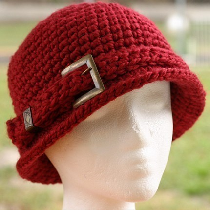 Patrones de gorros a crochet gratis - Imagui