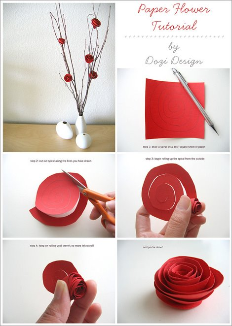 diypaperflowers