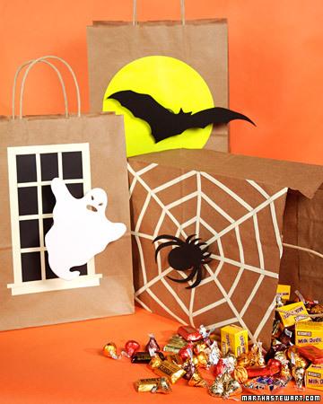 Подарки на хэллоуин своими руками