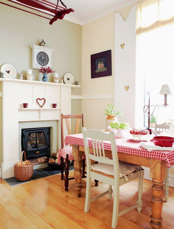 Cottage Kitchen Decorating Ideas