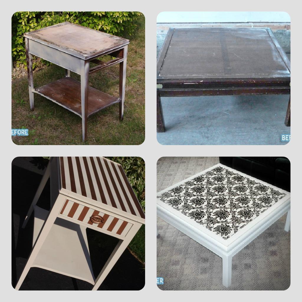 ideas restaurando muebles