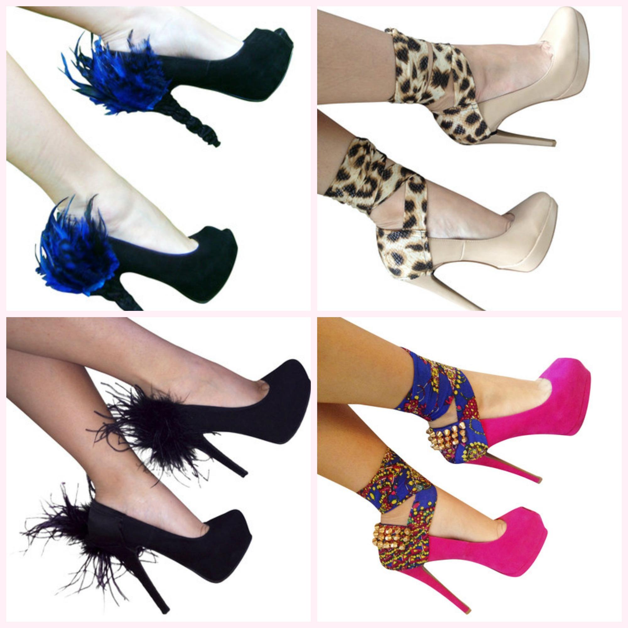 Decorar Zapateria ~ iDeAs para transformar tus zapatos de tac?n ? Handmade Crafts