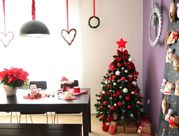 Handmade crafts entrevistas tutoriales dise adores - Decoracion navidena casas ...