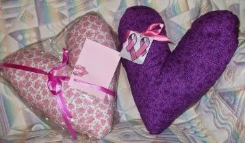almohada del corazon