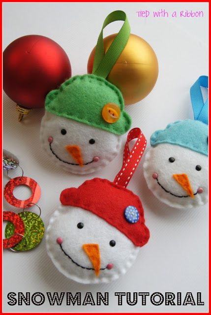 Snowmen Tutorial - Cover Page